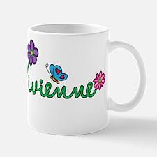 Vivienne Flowers Mug