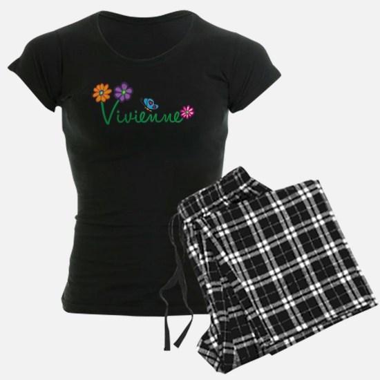 Vivienne Flowers Pajamas
