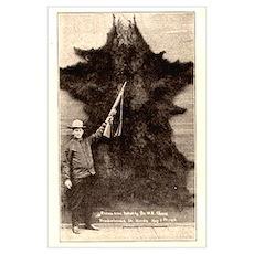 Big Brown Bear 1919 Poster