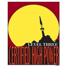 Certified High Power Level Th Framed Print