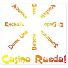 Casino Rueda Salsa Poster