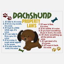 Dachshund Property Laws 4
