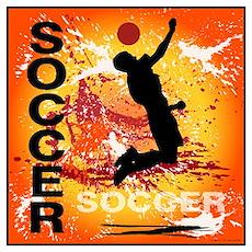 2011 Boys Soccer 1 Poster