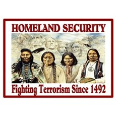 HOMELAND SECURITY Poster