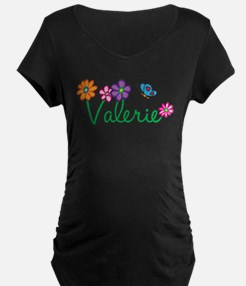 Valerie Flowers T-Shirt