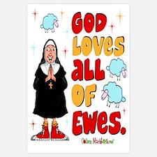 God Loves All of Ewes