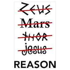 Zeus to Reason Poster