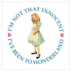 I:VE BEEN TO WONDERLAND Poster