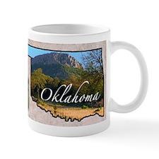 Unique State of oklahoma Mug