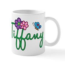 Tiffany Flowers Mug
