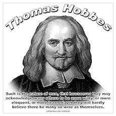 Thomas Hobbes 01 Poster