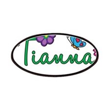 Tianna Flowers Patches