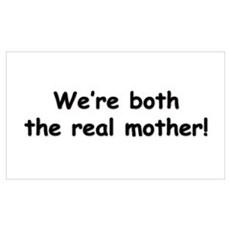 We're both the real mother! Poster