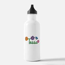 Tessa Flowers Water Bottle