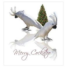 merry cockatoo Poster