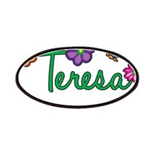 Teresa Flowers Patches