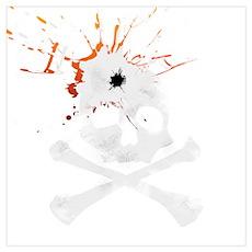 Bullet to the skull Poster