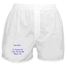TeamGay-Unisex- Mimosa Boxer Shorts