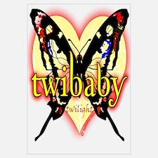 Twibaby Twilight Yellow Butterfly