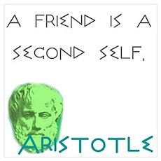 Ari Friend: Poster