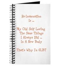 TeamGay- Reincarnation for He Journal