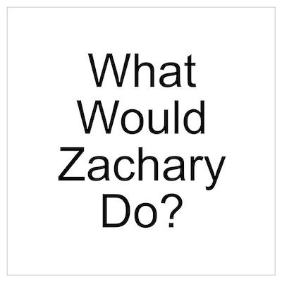 Zachary Poster