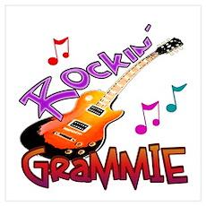 ROCKIN' GRAMMIE Poster