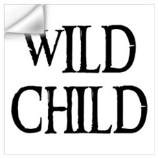 WILD CHILD Wall Decal