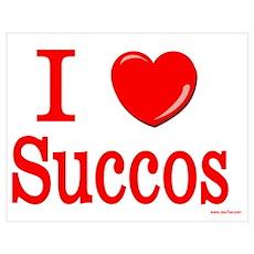 I Lover Succos Poster