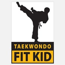 Tae Kwon Do Fit Kid