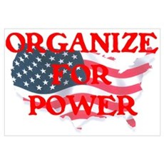 Organize for POWER Poster