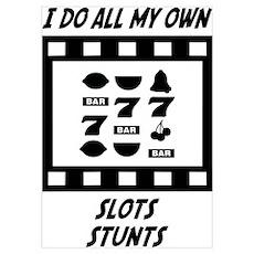Slots Stunts Poster