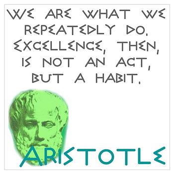 Aristotle Quote Posters | Aristotle Quote Prints & Poster Designs