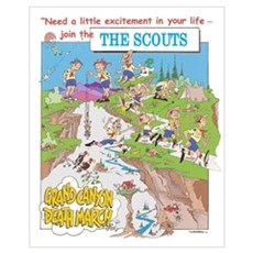 THE SCOUTS Poster