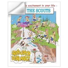 THE SCOUTS Wall Decal