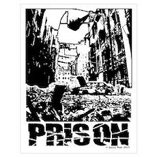 Ghetto Prison Poster