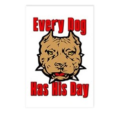 Every Dog Has His Day Scarface Postcards (Package