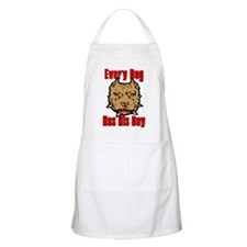 Every Dog Has His Day Scarface Apron