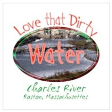 Love That Dirty Water Poster