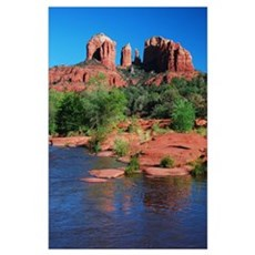 Cathedral Rock, Sedona Poster