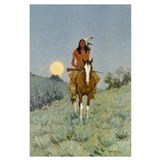 Remington Wrapped Canvas Art
