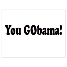 You GObama! Poster