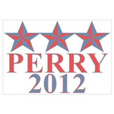 Perry 2012 Canvas Art