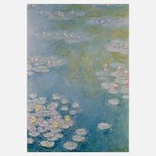 Unique Monet water lilies Wall Art