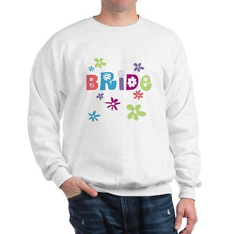 Happy Bride Sweatshirt