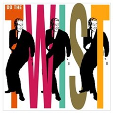 Do The Twist Poster