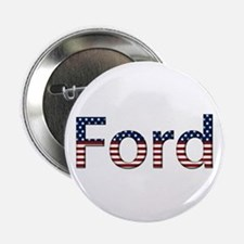 Ford Stars and Stripes Button