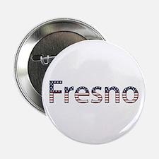 Fresno Stars and Stripes Button