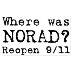 Where was NORAD? Poster