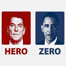 Obama Hero or Zero